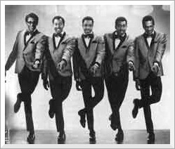 The Temptations Dance choreo