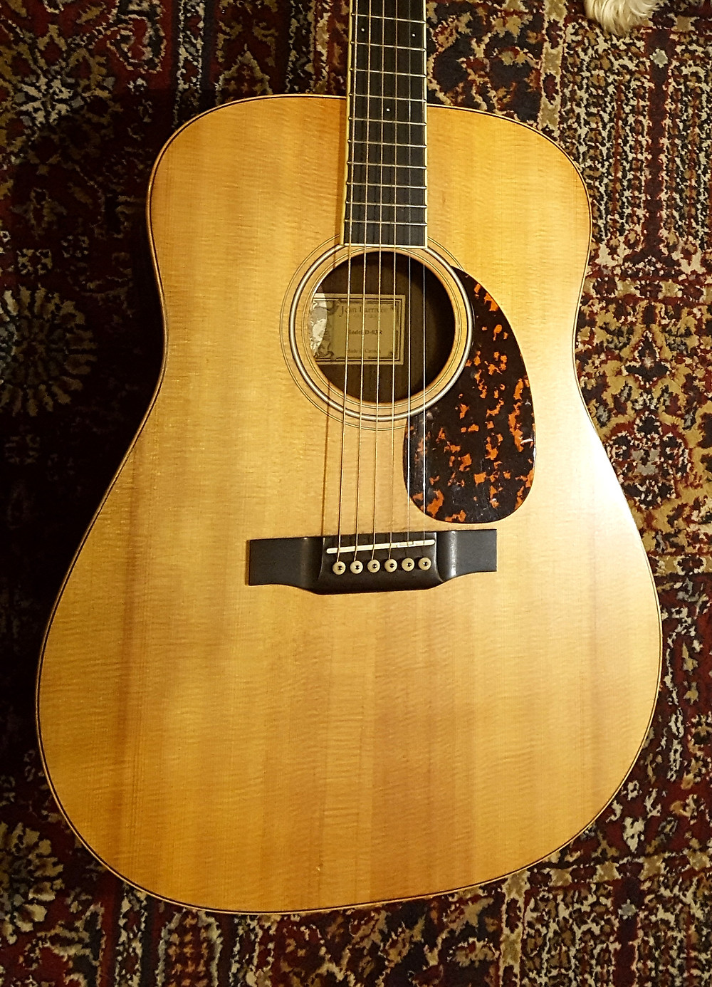 Larivee acoustic guitar