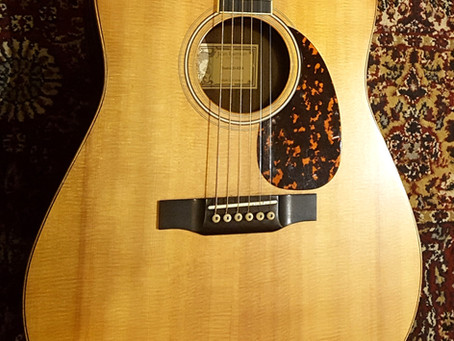 Buying your first guitar