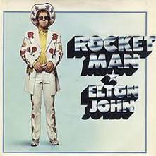 """""""Rocket Man"""" for Fingerstyle Guitar"""