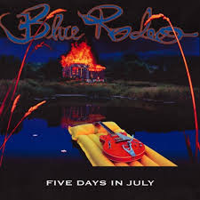 Blue Rodeo Five Days in July Album cover