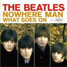"""Nowhere Man"" Beatles Fingerstyle Guitar Tab"