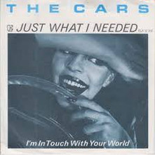 "The Cars ""Just What I Needed"" Solo"