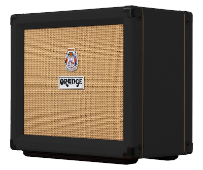 Orange Rocker 15 in Black Tolex