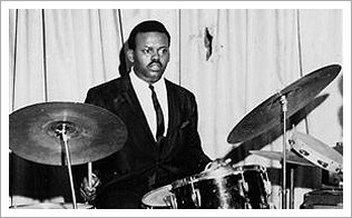Motown drummer Uriel Jones