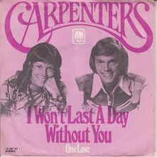 """Won't Last a Day Without You"" Carpenters Fingerstyle Guitar"