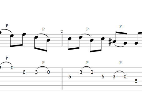 Country Guitar Lessons - Lick 01