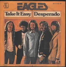 The Eagles cover for Take it Easy and Desperado
