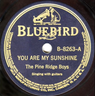 You Are My Sunshine Fingerstyle Guitar