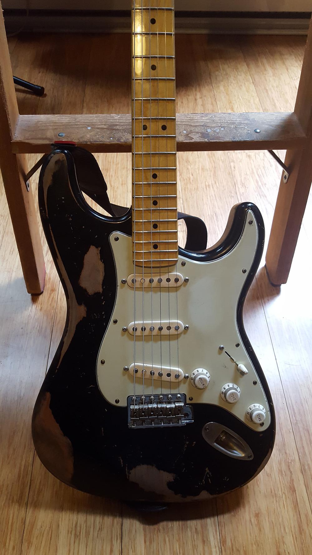 Jeremy Edjan Stratocaster custom