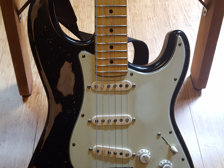 Great IV chord licks - Intermediate Guitar Lessons