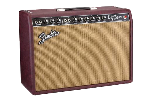 Fender Deluxe Reverb Reissue in Red Wine
