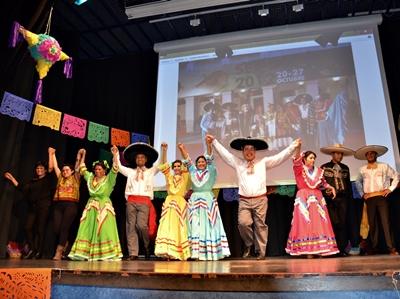 Espectáculo Mexicano