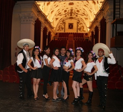 Grupo de Teatro Musical en Olmedo