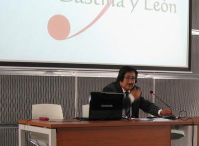 Conferencia en Palencia