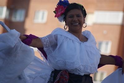 Alma de México en la Rondilla