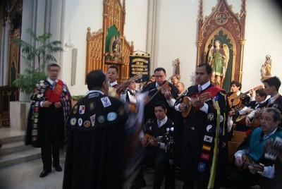 Concierto en la Iglesia de la Pilarica