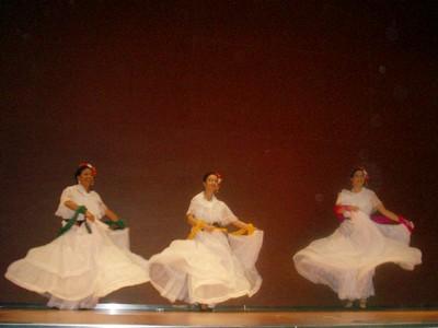 Actuación en el Festival Latino