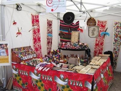 Feria de Artesanías en Tordesillas