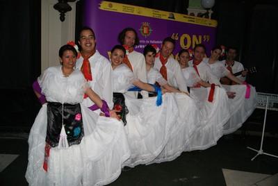Grabación de Video Valladolid Latino