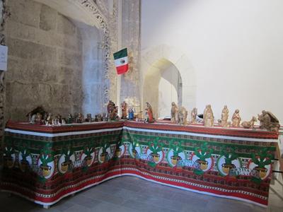 Exposición de Belenes en Cuéllar