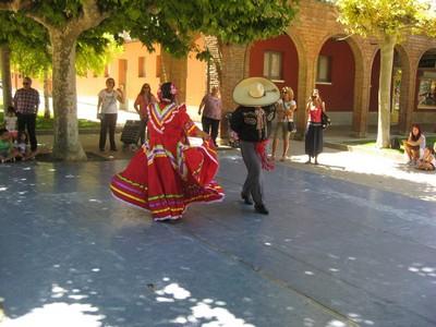 Recital de Bailes en Palencia