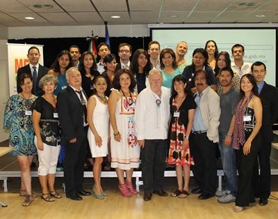 Congreso de Asociaciones Mexicanas en Ba