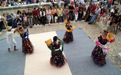 Actuación en Tordesillas