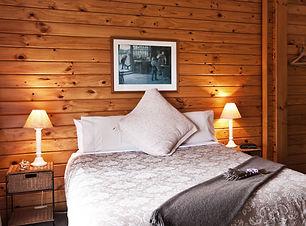 Cabin sovrum