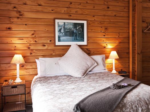 Kabine Schlafzimmer
