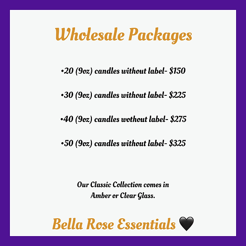 Wholesale Classic Collection