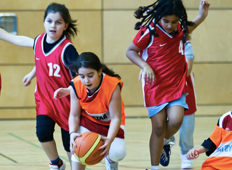 How Sports Improves Girls' Overall Health and Life Skills