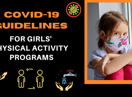 Guidelines for Physical Activity Programs in a Pandemic