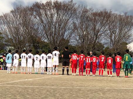 U12 第11回山邉利太郎杯 1日目