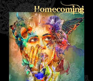Angelique Jamail Homecoming Front Cover