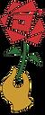 Dickson Roses logo