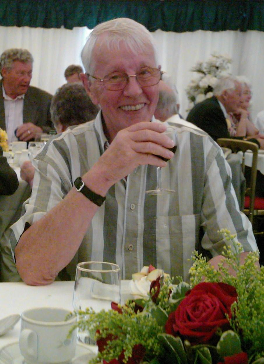 Patrick Dickson (1926 - 2012)