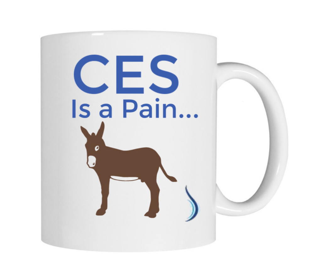 CES Pain Mug