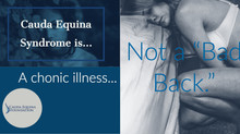 Cauda Equina Syndrome and The Benefits of Joining a Support Group