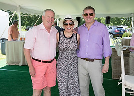 5D3_2220 Larry Simon, Sue Rogers and Mik