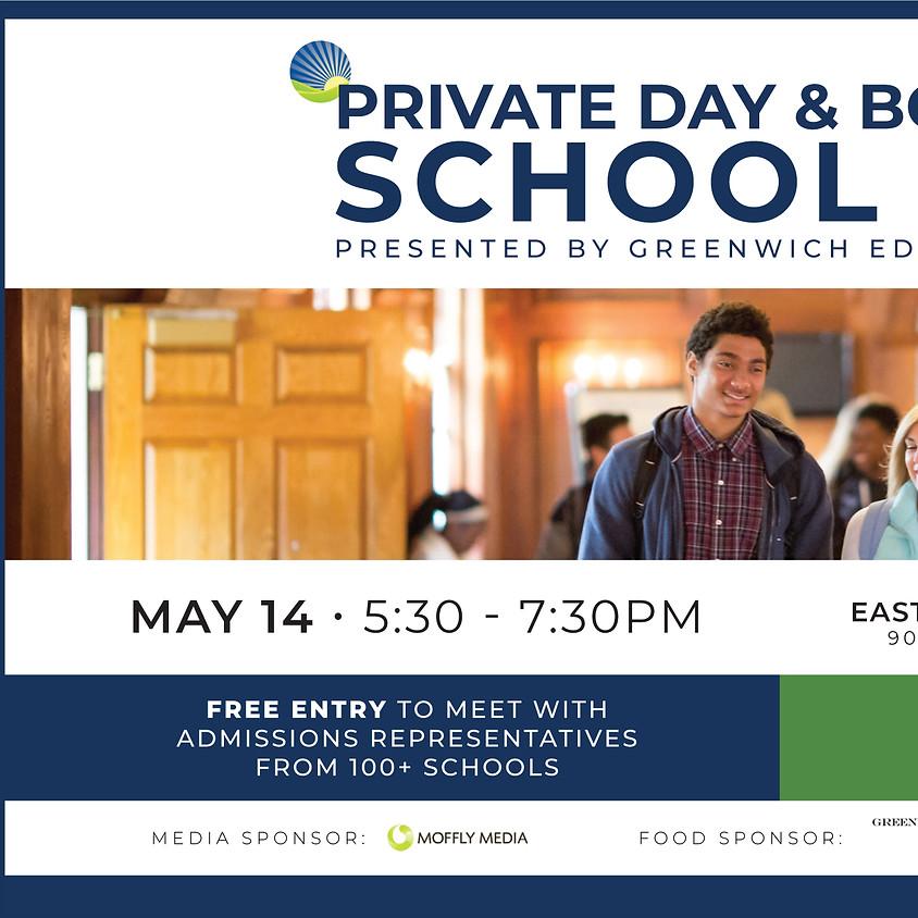 Private Day & Boarding School Fair