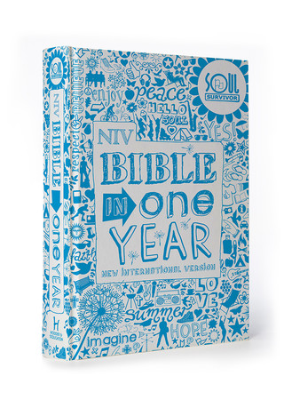 NIV BIBLE COVER