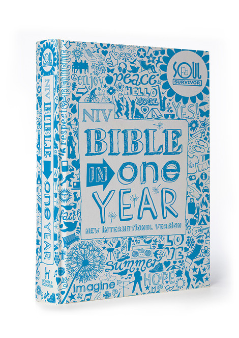 NIV BIBLE COVER