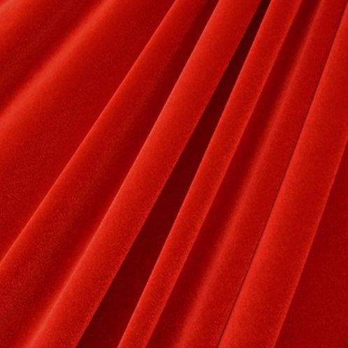 Orange Red Velvet