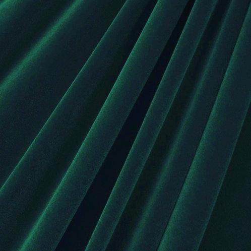 Teal Green Velvet