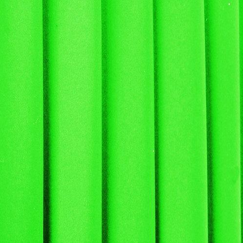 Neon Green Millskin Matte