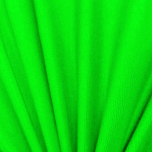 Neon Green Millskin Shiny