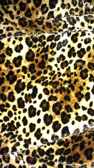 Cheetah Velvet