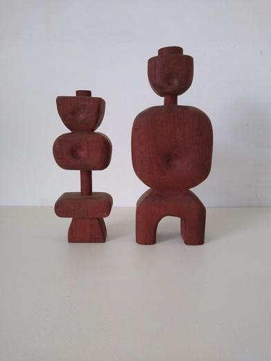 Primitive figures