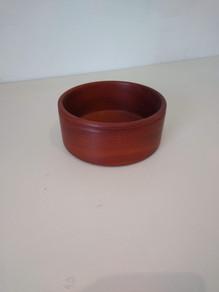 Padauk bowl